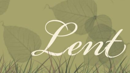 Lent ~ LifeOfJoy.me