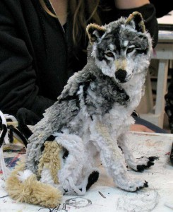 wolf pipe cleaners