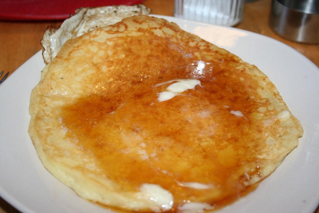 Pancake ~ Lifeofjoy.me