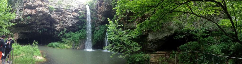 Pano Falls ~ LifeofJoy.me