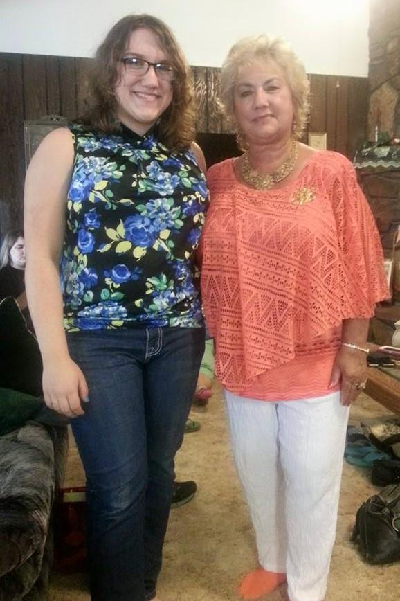 Mom and Tiffany ~ LifeofJoy.me