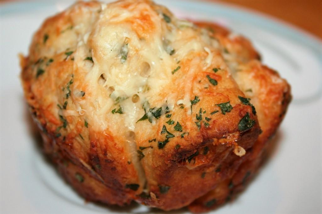 Single Muffin on Plate ~ Lifeofjoy.me