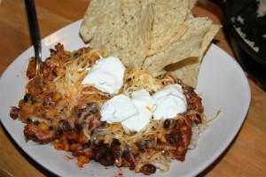 Chicken Taco Bowls ~ Lifeofjoy.me