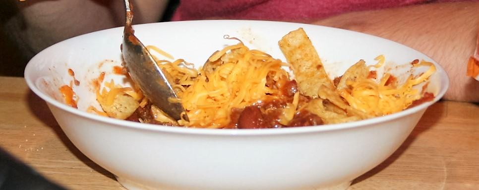Frito Chili Pie ~ Lifeofjoy.me