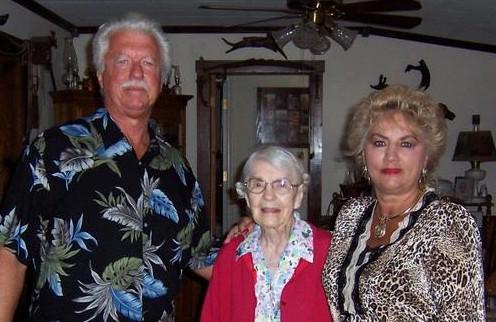 My Granny with my parents ~ Lifeofjoy.me