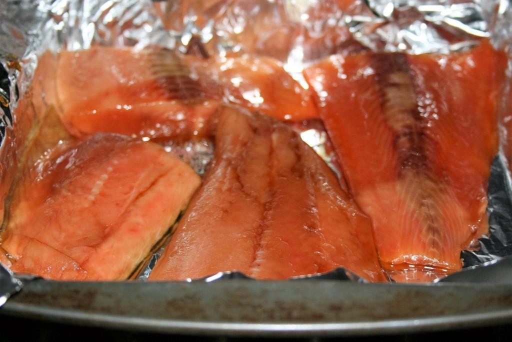 Maple Glazed Salmon ~ Lifeofjoy.me