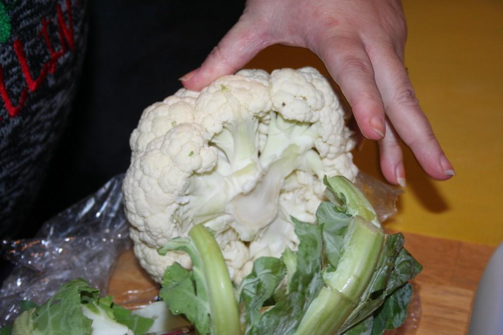 Roasted Cauliflower & Broccoli ~ Lifefojoy.me