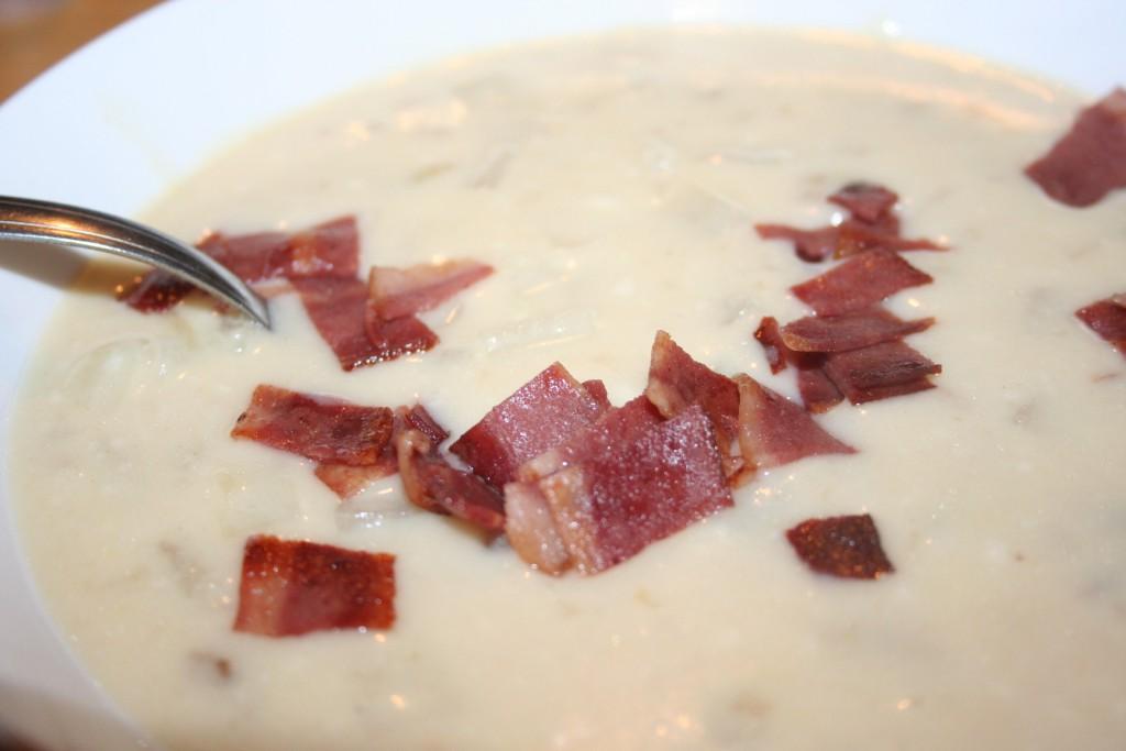 Potato Soup ~ Lifeofjoy.me