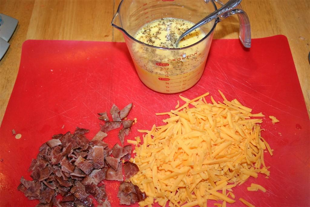 Hash Brown Omelet ~ Lifeofjoy.me