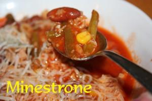 Minestrone ~ Lifeofjoy.me