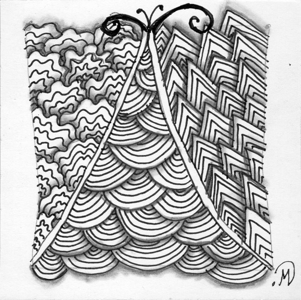 Shattuck Monotangle ~ Lifeofjoy.me
