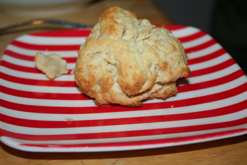 Drop Biscuits ~ Lifeofjoy.me