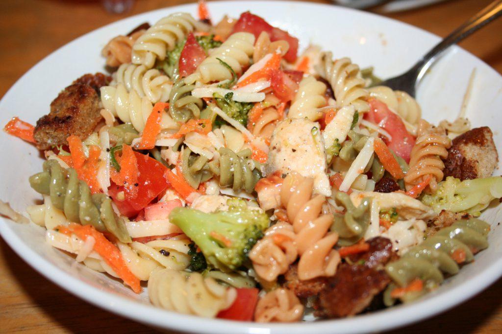 Pasta Salad ~ Lifeofjoy.me