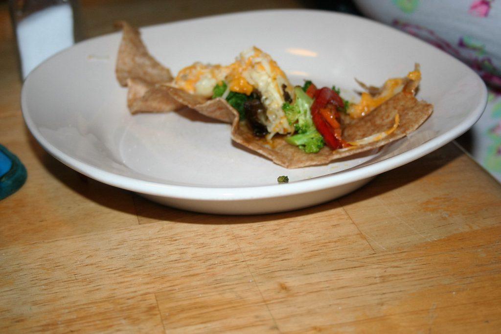 Vegetable Fajitas ~ Lifeofjoy.me
