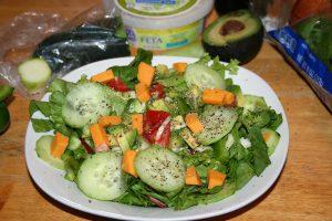 The Key to a Good Salad ~ Lifeofjoy.me