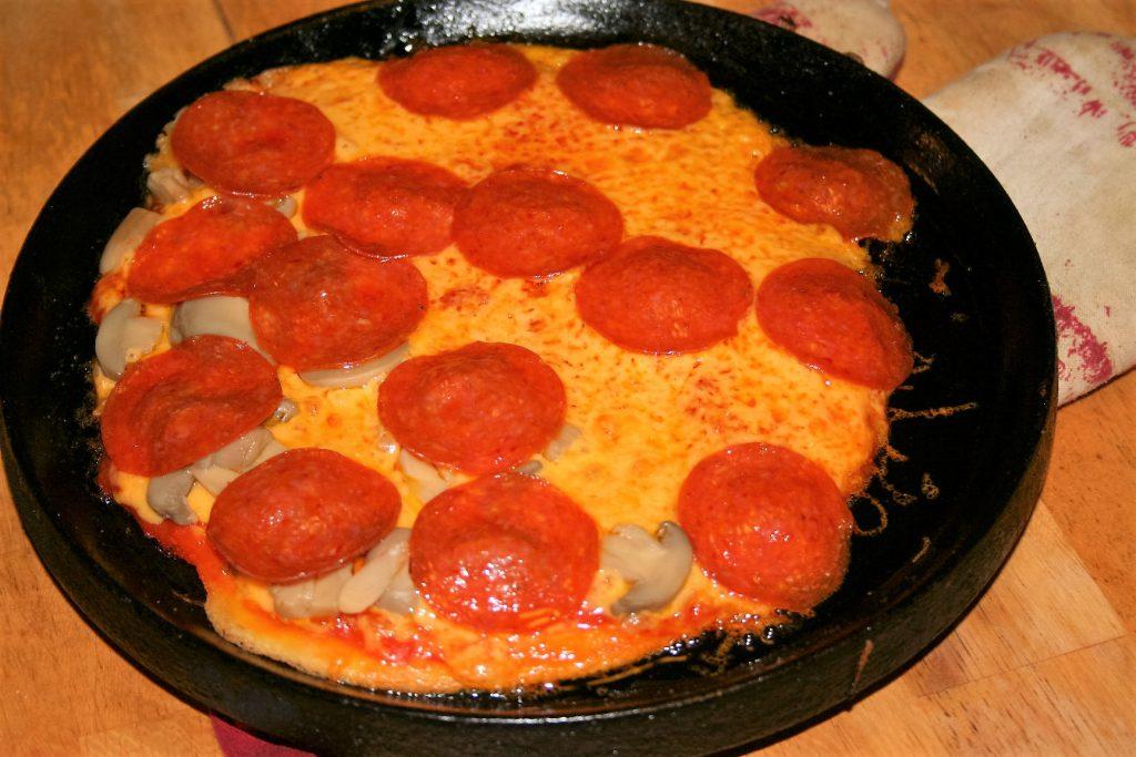 Breakfast/Brunch Pizza ~ Lifeofjoy.me