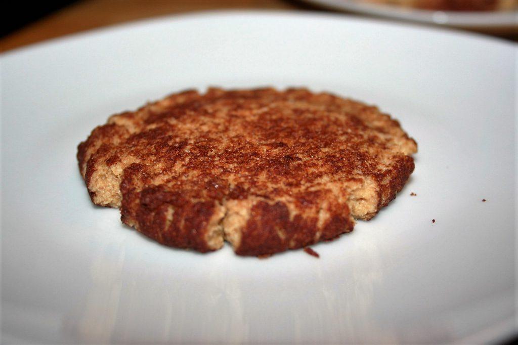 Snickerdoodle Cookies-the Keto version ~ Lifeofjoy.me
