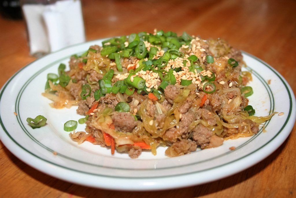 Egg Roll in a Bowl ~ Lifeofjoy.me