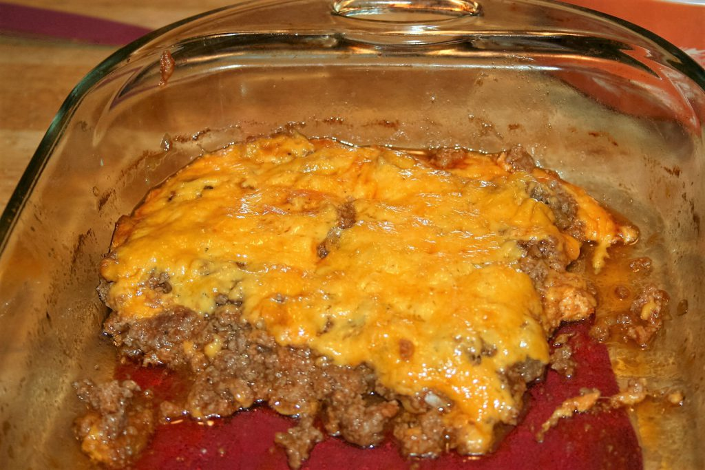 Echilada Bake Serving or two ~ Lifeofjoy.me