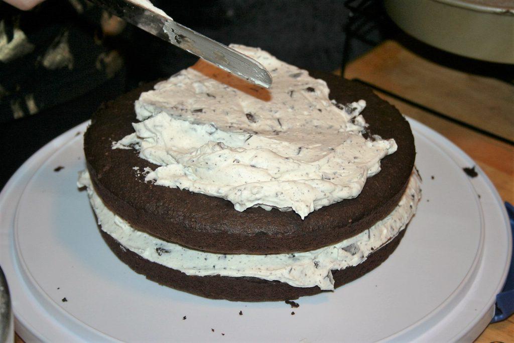 Cake Mid-Way ~ Lifeofjoy.me