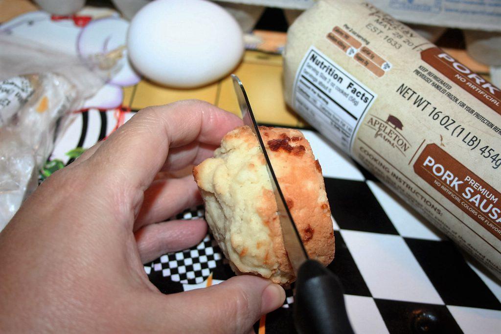 Cut Biscuit ~ Lifeofjoy.me