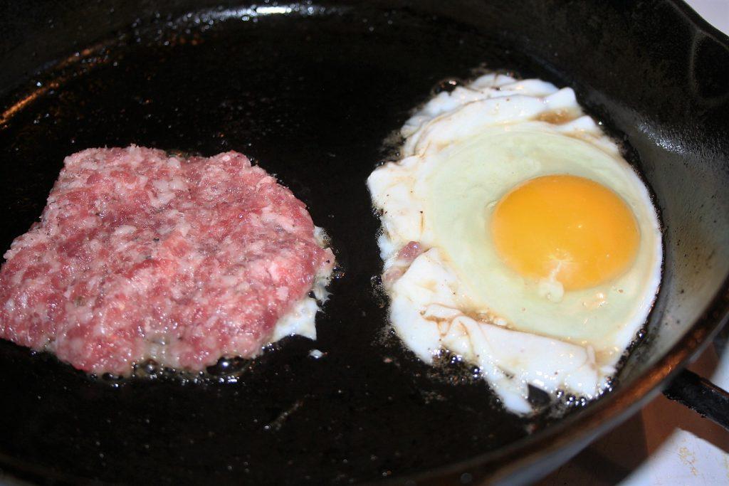 Sausage and Egg ~ Lifeofjoy.me