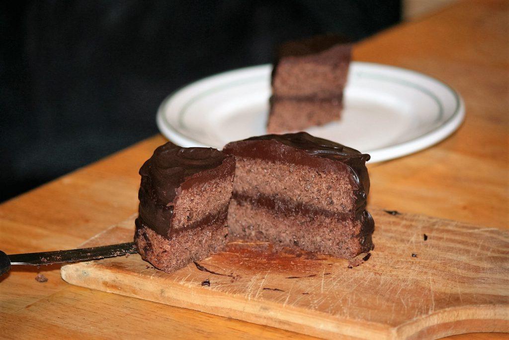 Mini Choc Cake ~ Lifeofjoy.me