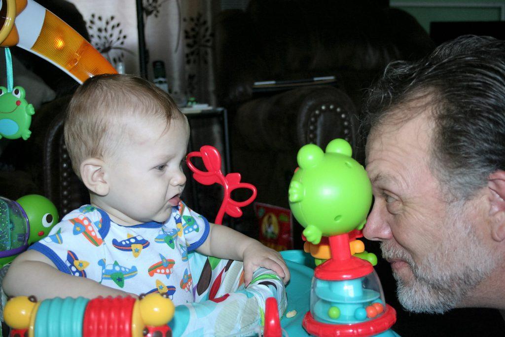 Michael and Liam ~ Lifeofjoy.me
