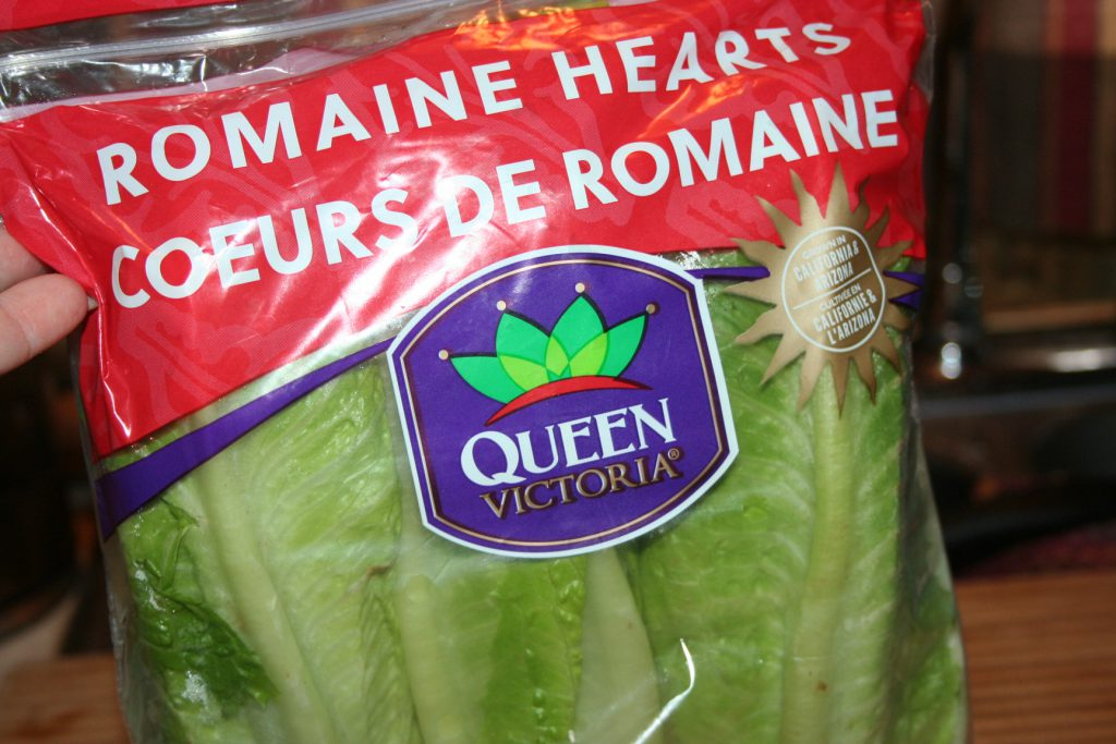 Super Easy Salad ~ Lifeofjoy.me