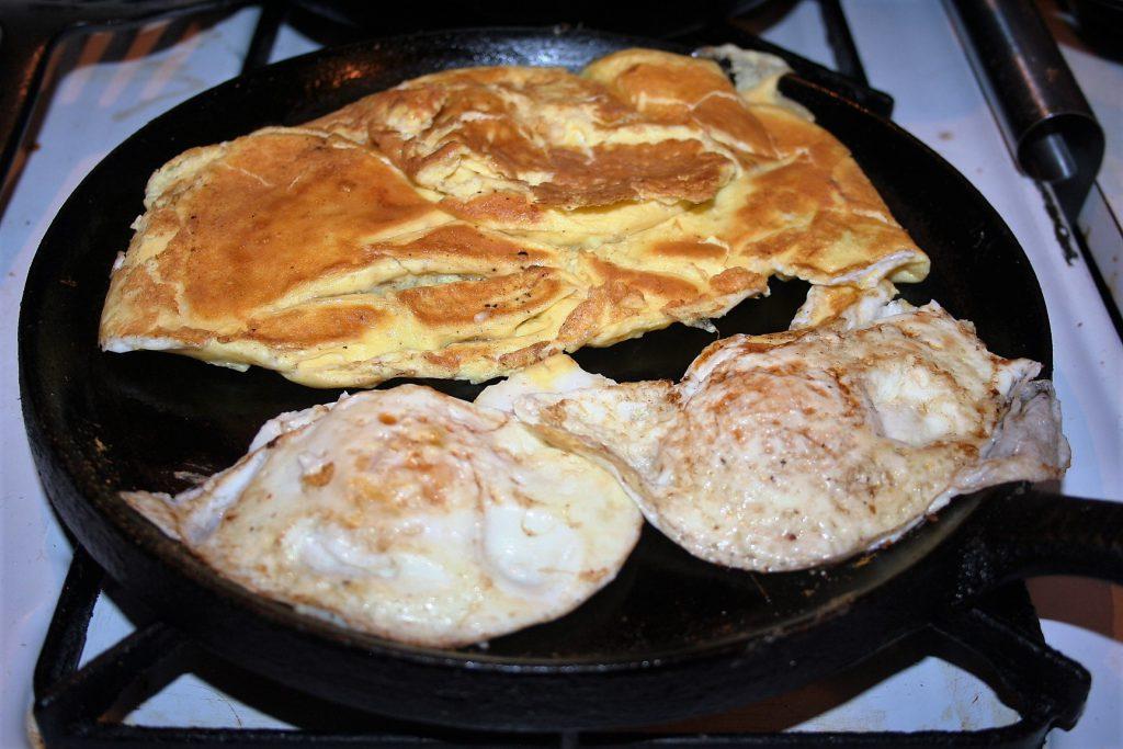 Fried Eggs ~ Lifeofjoy.me