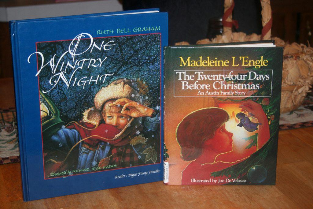Christmas Chapter Books ~ Lifeofjoy.me