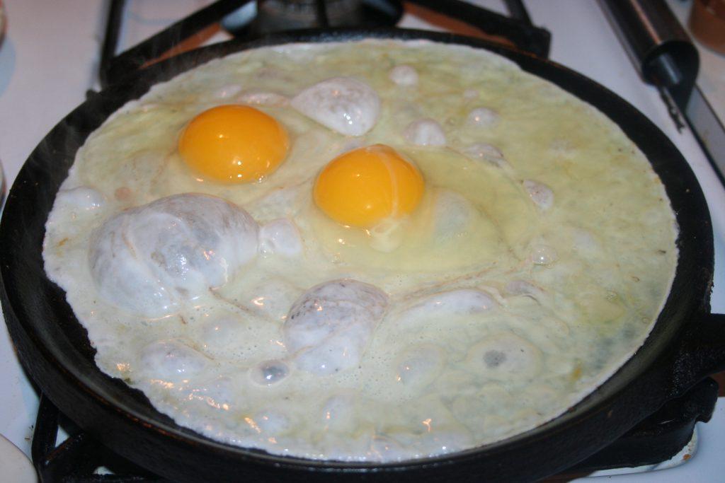 Filling Eggs ~ Lifeofjoy.me
