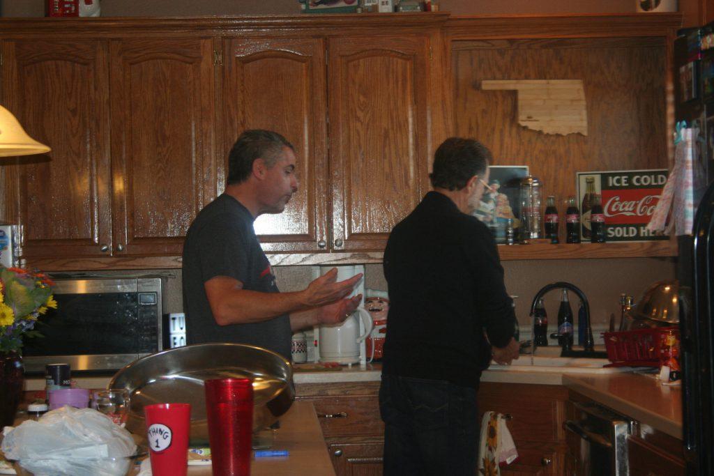 Mikes in the Kitchen ~ Lifeofjoy.me