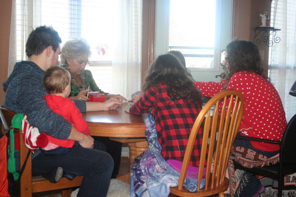 Grandma and Grands Game ~ Lifeofjoy.me