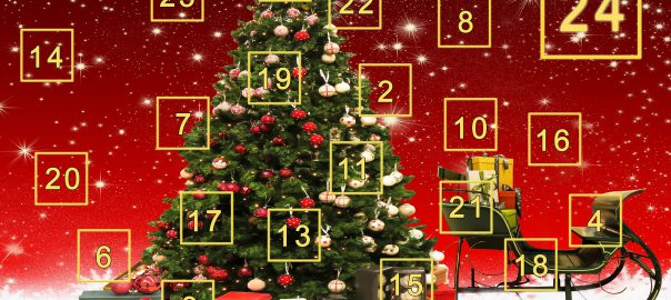 DIY Christmas Countdown ~ Lifeofjoy.me