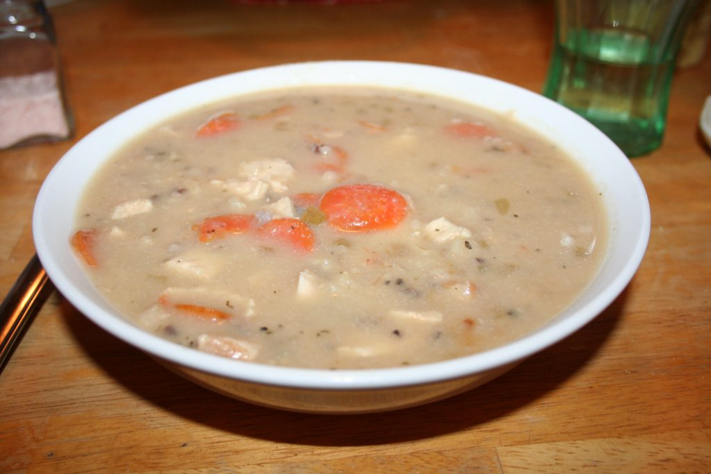 Bowl of Soup ~ Lifeofjoy.me