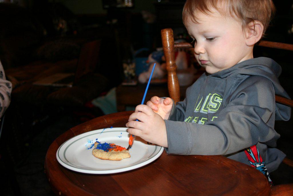 Laim Painting Cookie '17 ~ Lifeofjoy.me