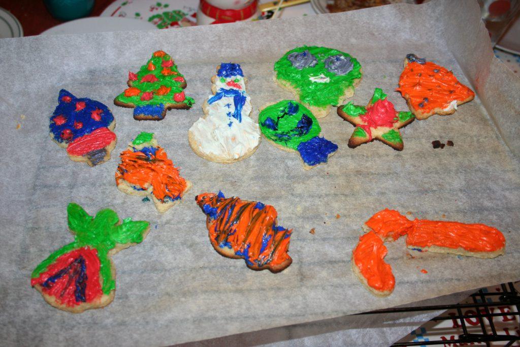 Xmas Cookies 2017 ~ Lifeofjoy.me