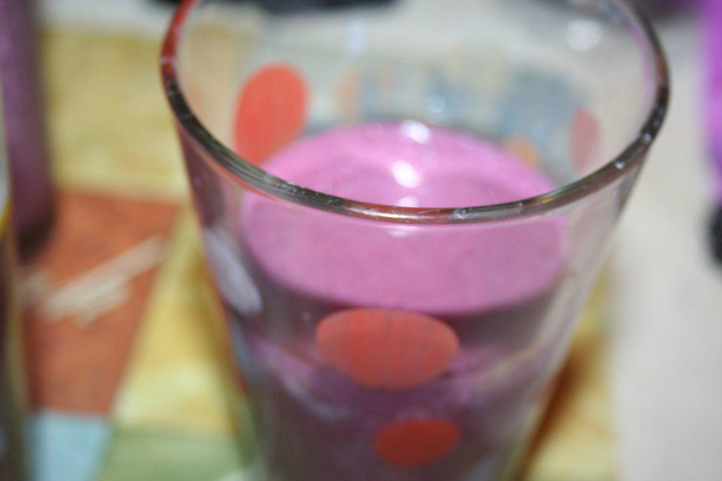 Mixed Berry Kefir ~ Lifeofjoy.me