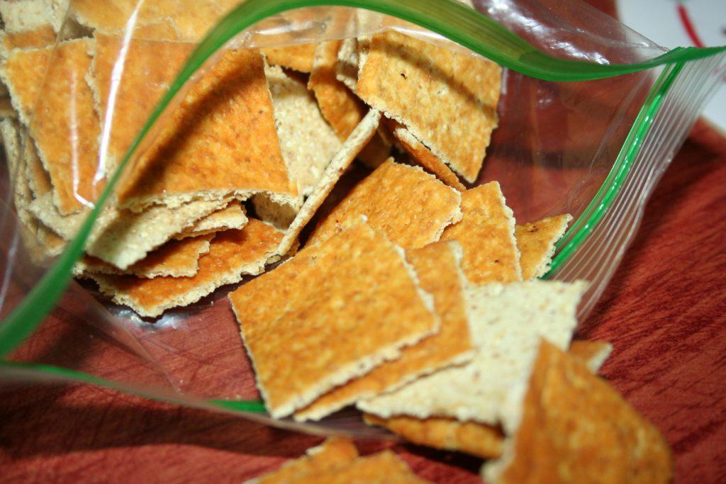 Too Crispy Swiss Crackers ~ Lifeofjoy.me