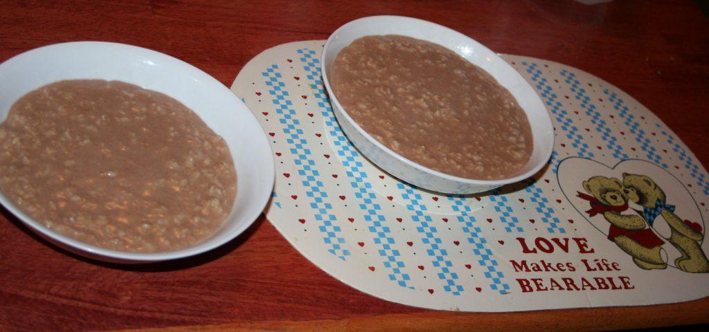 Bowls of Oatmeal ~ Lifeofjoy.me