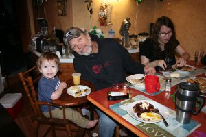 Grandson and Papa ~ Lifeofjoy.me