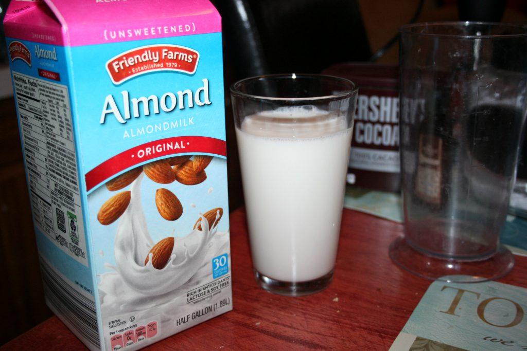 Not yet chocolate milk ~ Lifeofjoy.me