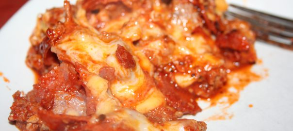 Pizza Skillet ~ Lifeofjoy.me
