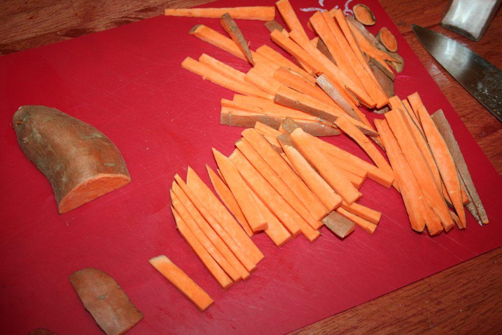 Sweet Potato Fries ~ Lifeofjoy.me