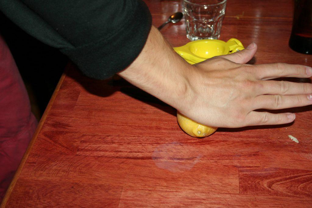 rolling lemon ~ LIfeofjoy.me