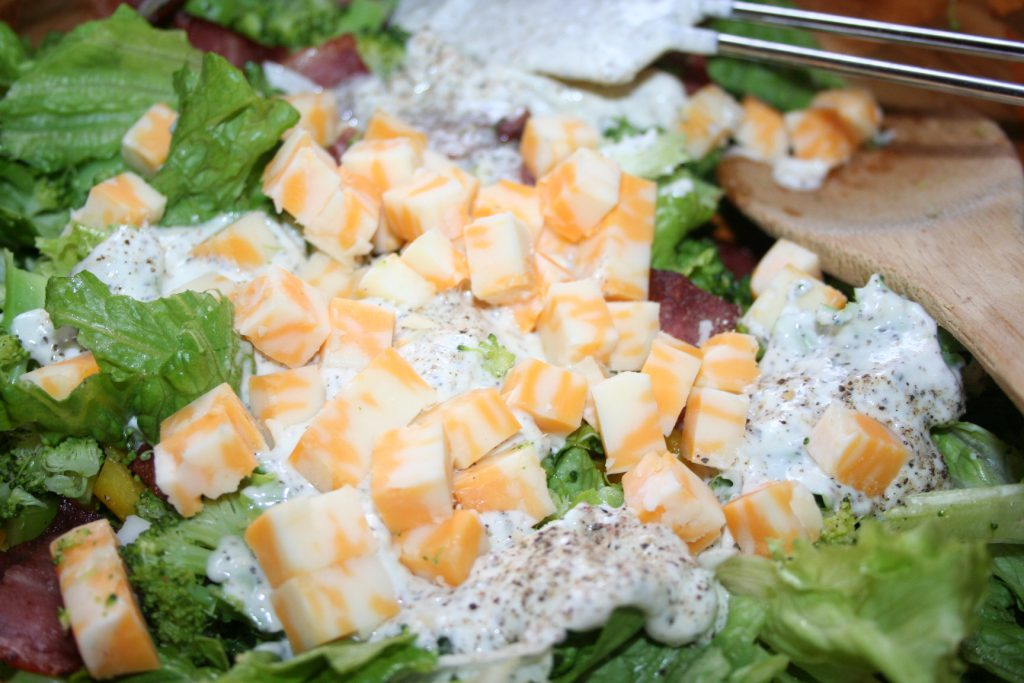 Broccoli Salad ~ Lifeofjoy.me