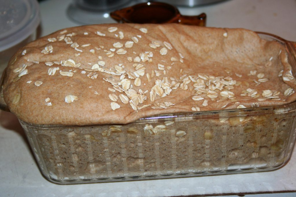 Spelt Bread loaf ~ Lifeofjoy.me