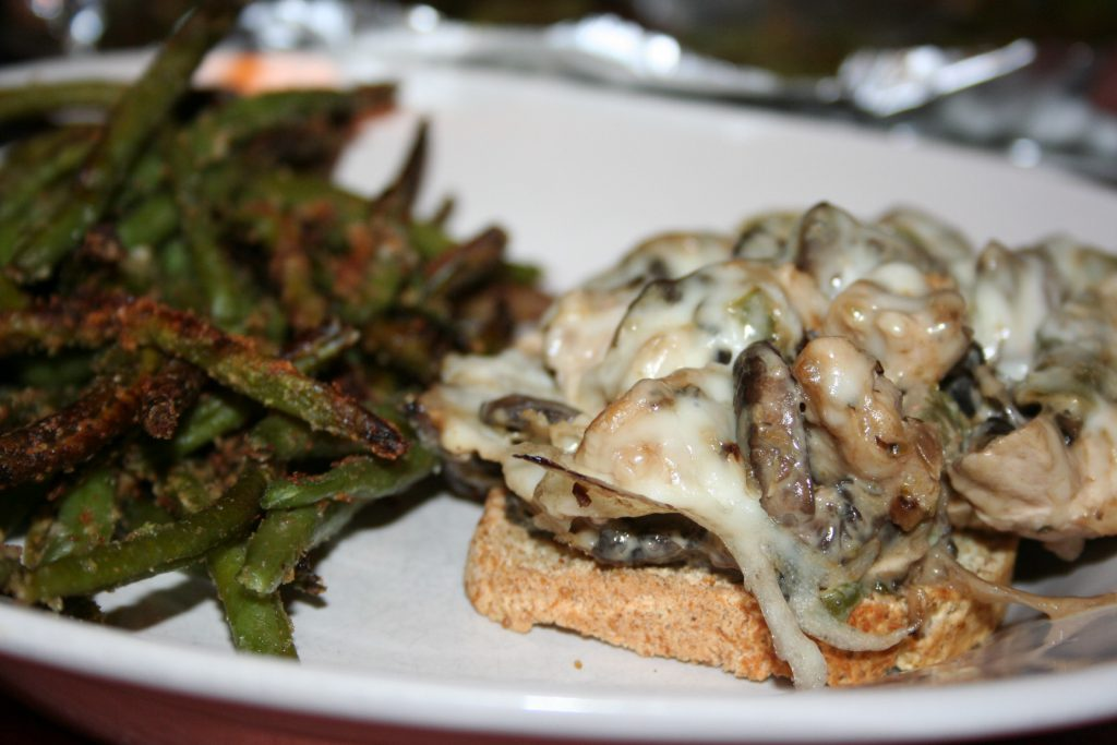 Philly cheese chicken ~ Lifeofjoy.me
