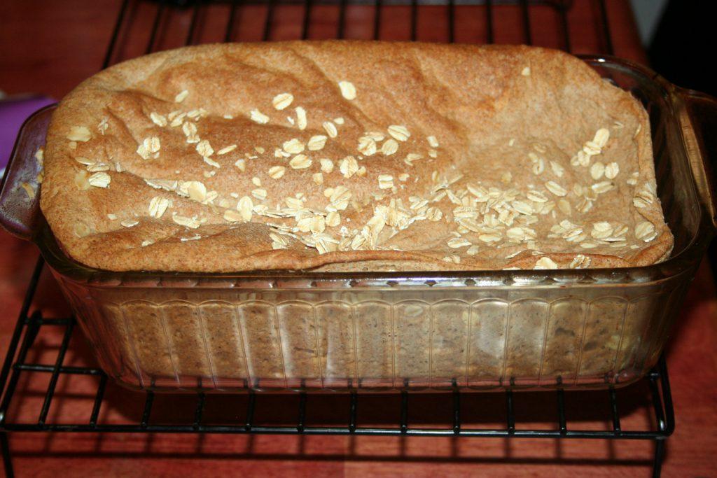 Spelt Bread ~ Lifeofjoy.me
